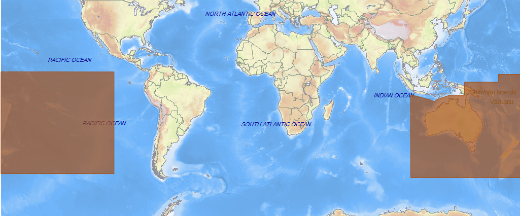 C-MAP MAX MegaWide AU-M007 AUS-NZ,PNG,VANU,NEW CAL,FIJI,FR, POL