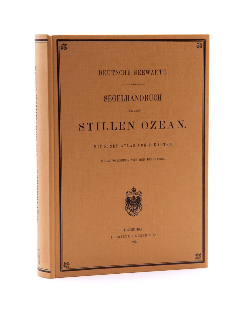 Segelhandbuch für den Stillen Ozean