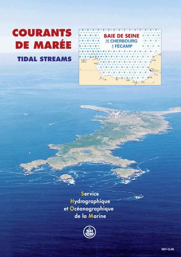 Atlas de Courants - Baie de Seine
