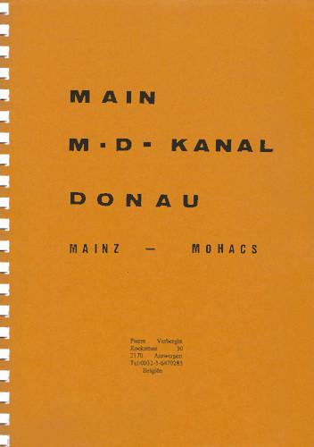 Donau Sammelband 1 Mainz bis Mohacs