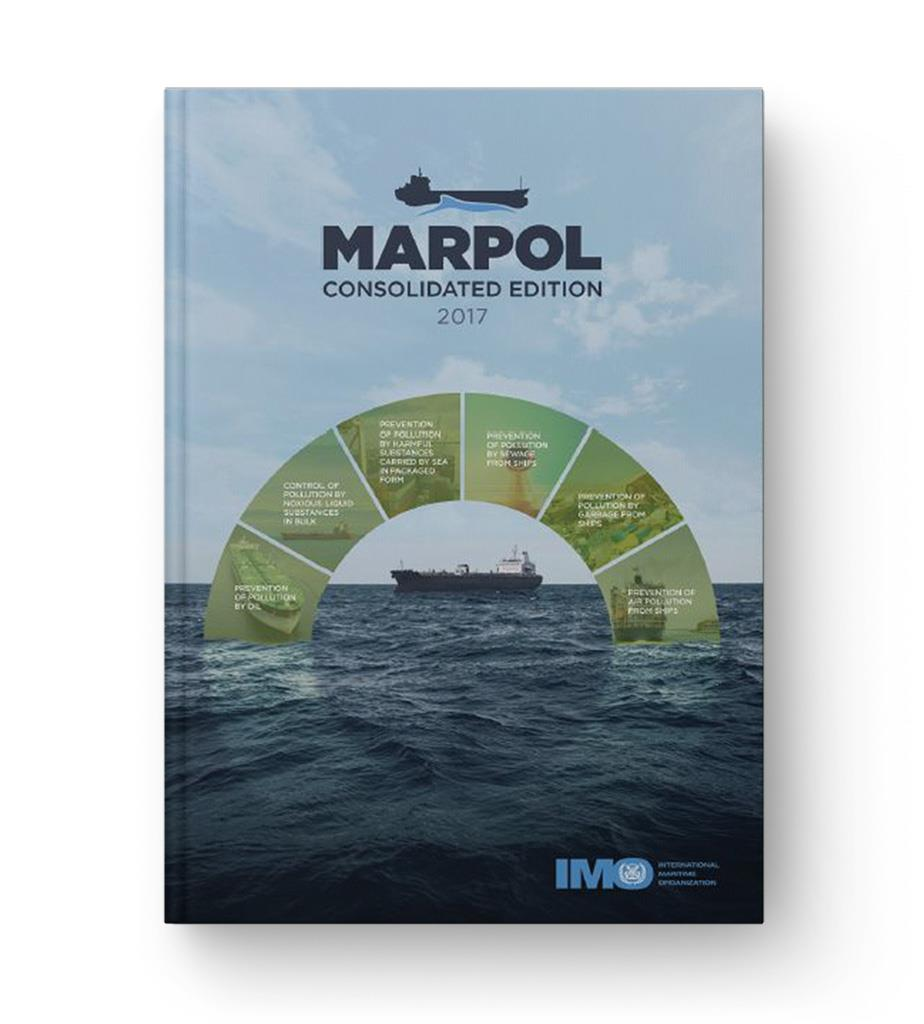 IMO MARPOL Consolidated Edition 2017 (IE520E)
