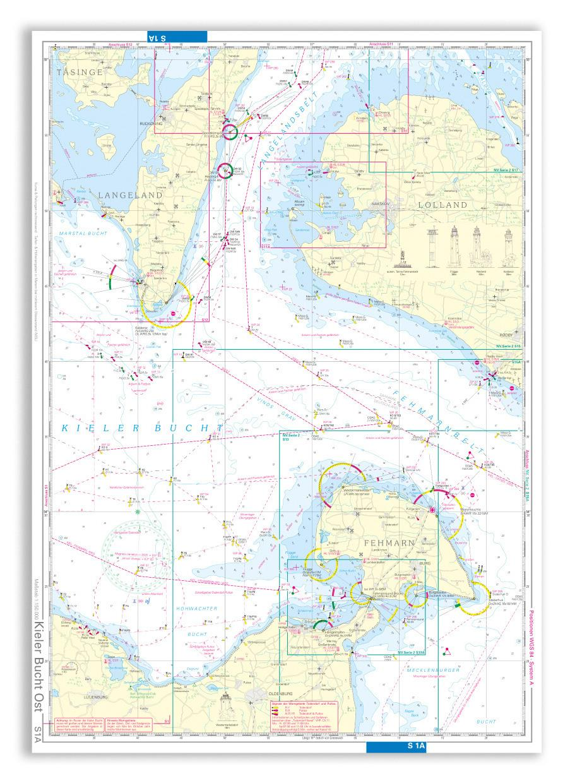 NV Einzelkarte S1 Kieler Bucht