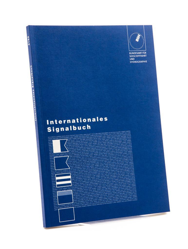 Internationales Signalbuch (BSH2160)