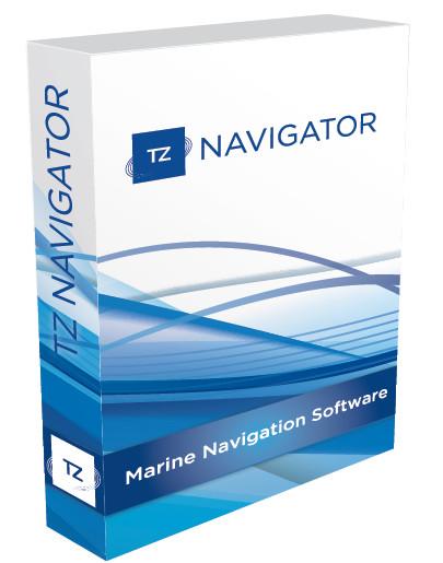 MaxSea TIMZERO 4 - NAVIGATOR inklusive Mega-Wide Kartensatz