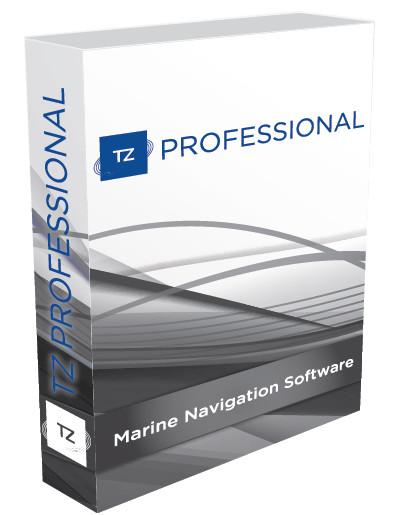TimeZero Professional v4 MaxSea TZ Pro v4