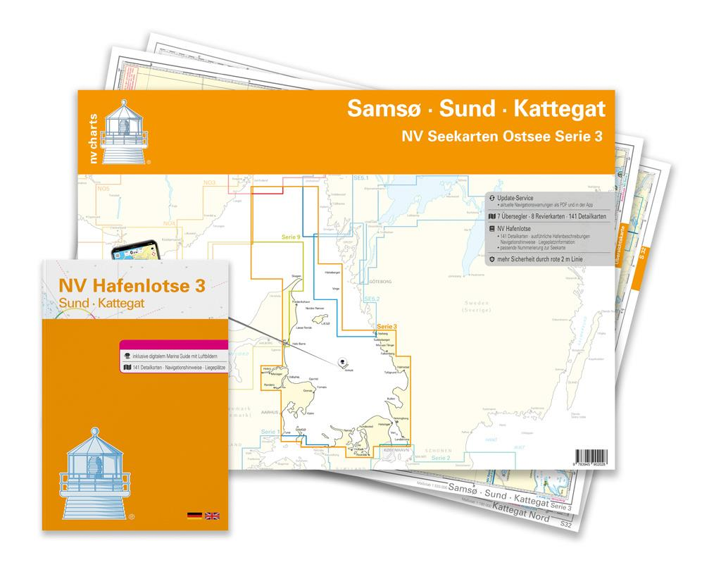 NV Serie 3 Plano Samsø-Sund-Kattegat
