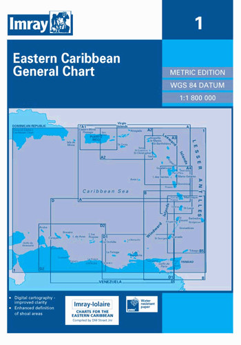 IMRAY CHART 1 Eastern Caribbean
