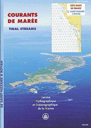 Atlas de Courants - Côte Ouest de France