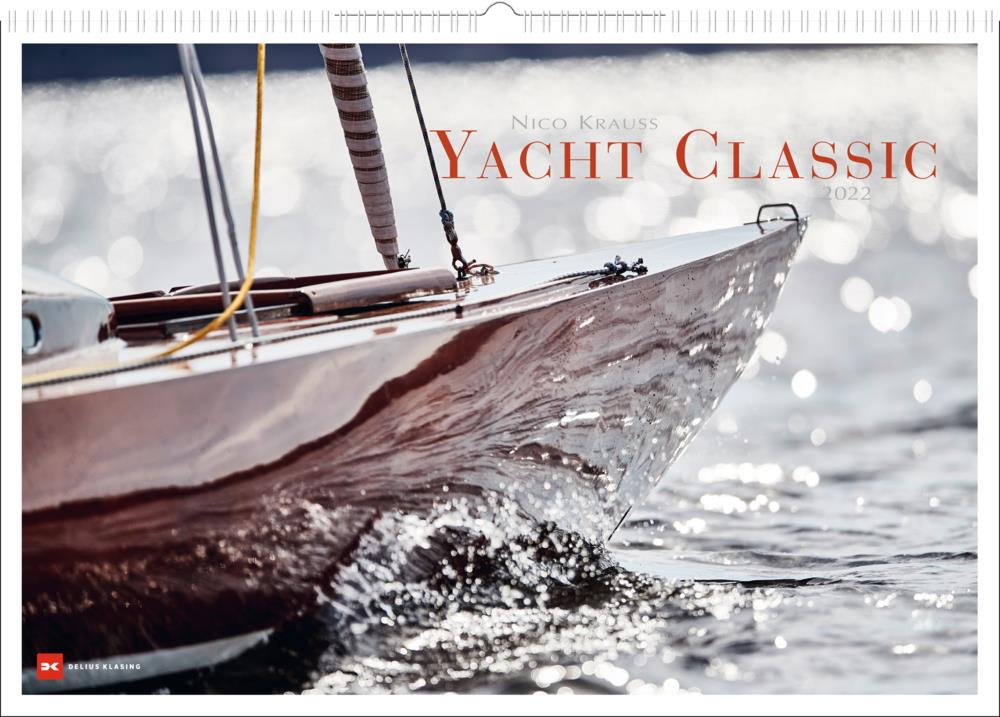 Yacht Classic 2022 (Kalender)