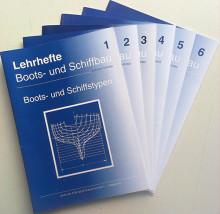 Fachwissen für Bootsbauer (Lehrhefte Ausbildung) Heft 1-6