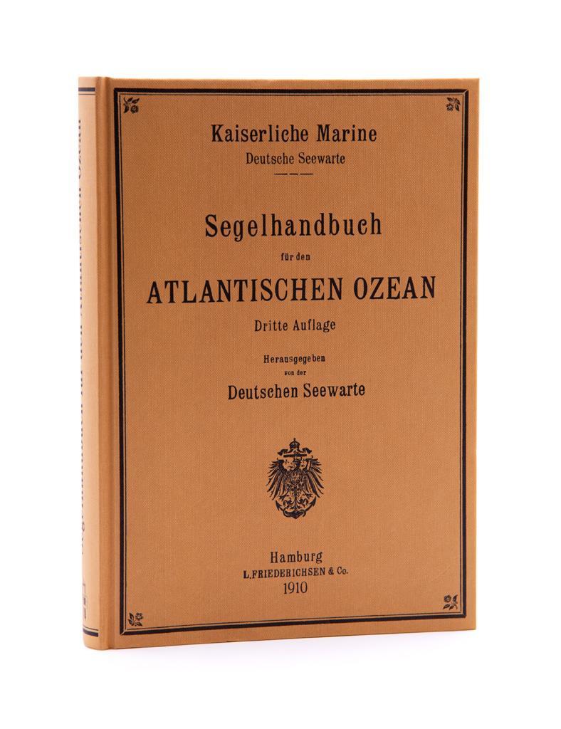 Segelhandbuch für den Atlantischen Ozean