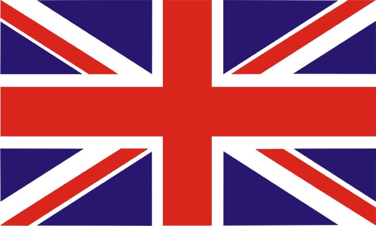 Flagge Großbritannien (Union Jack)
