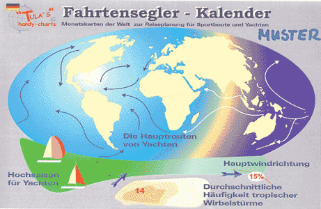 Fahrtensegler-Kalender