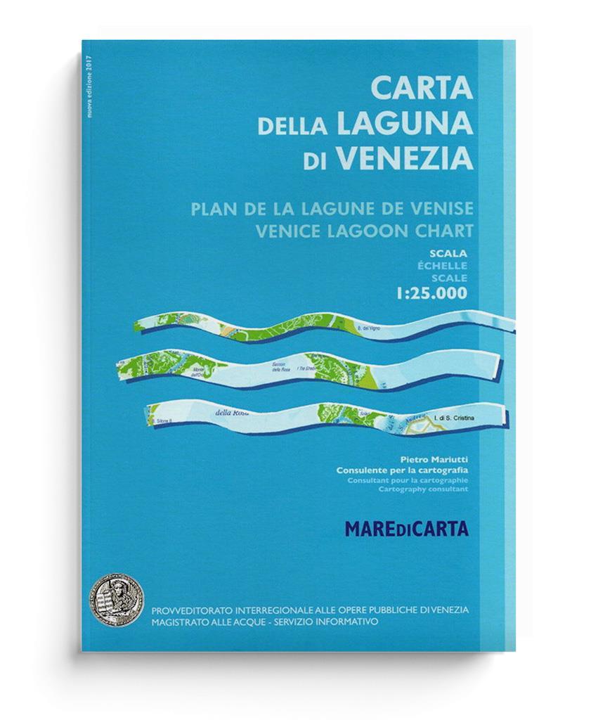 Carta della Laguna di Venezia