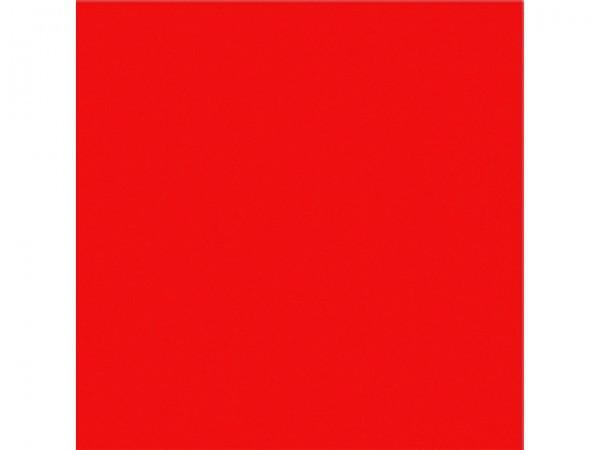 Notflagge Binnen, rot 60X60cm