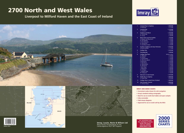 IMRAY 2700 North & West Wales
