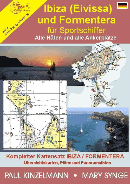 Ibiza (Eivissa) und Formentera für Sportschiffer
