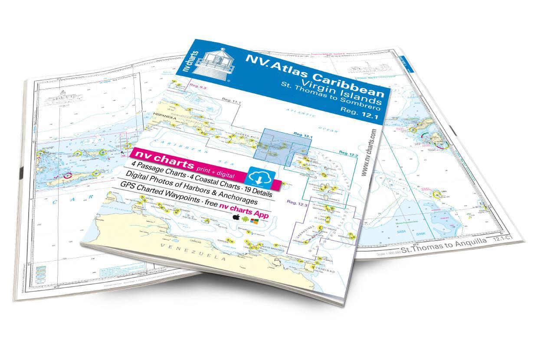 NV Atlas Caribbean 12.1 - Virgin Islands