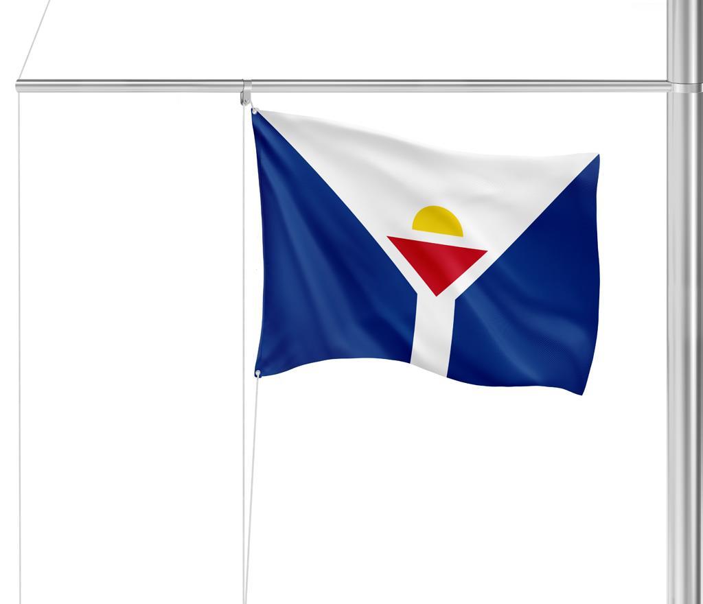 Flagge St. Martin (frz.)