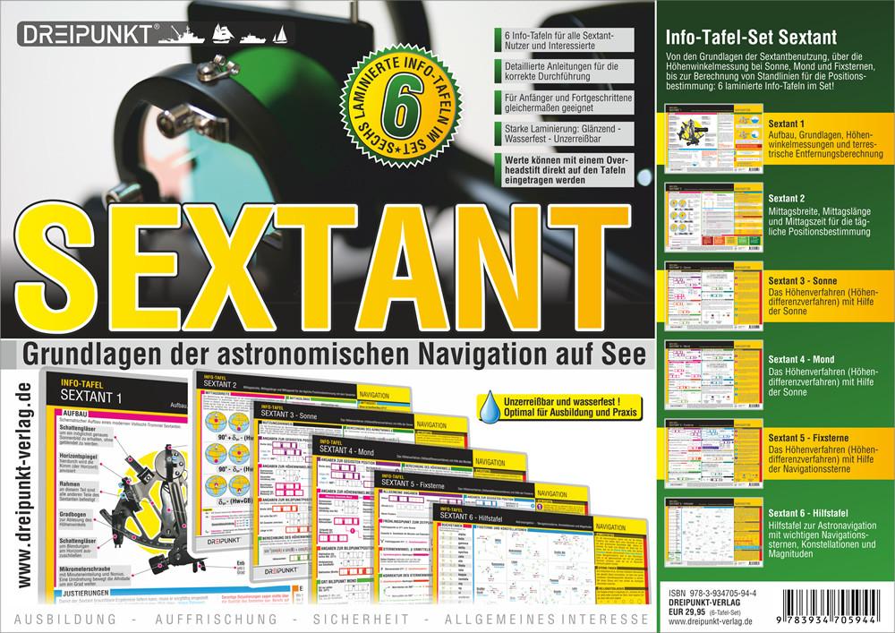 Sextant (Set DIN A4)