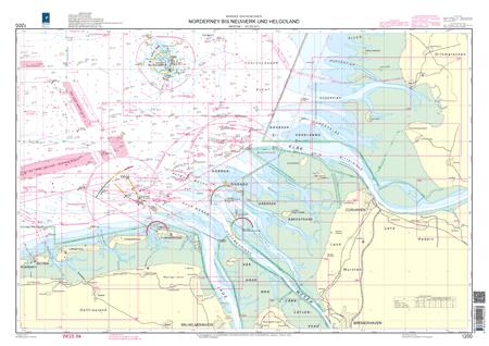 BSH 1200 Norderney bis Neuwerk und Helgoland