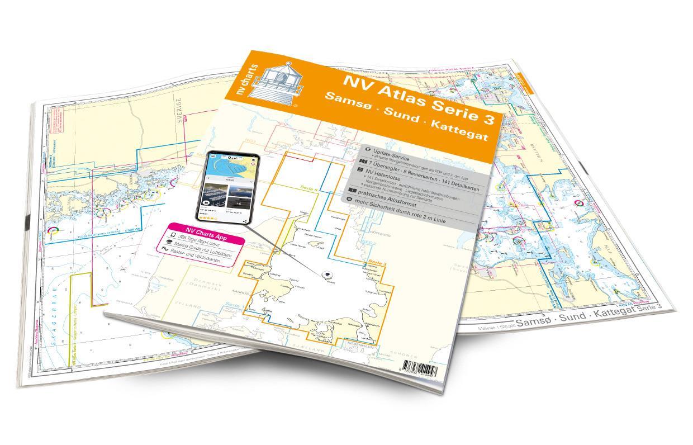 NV Atlas Serie 3 Samsø-Sund-Kattegat