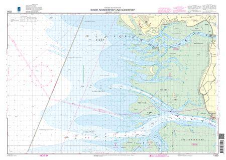 BSH 1350 Eider, Norderpiep und Süderpiep