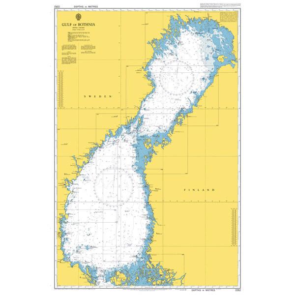 Gulf of Bothnia. UKHO2252