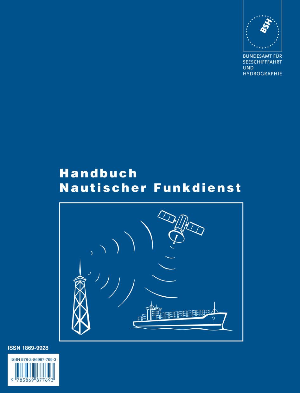 Handbuch Nautischer Funkdienst (BSH5000)