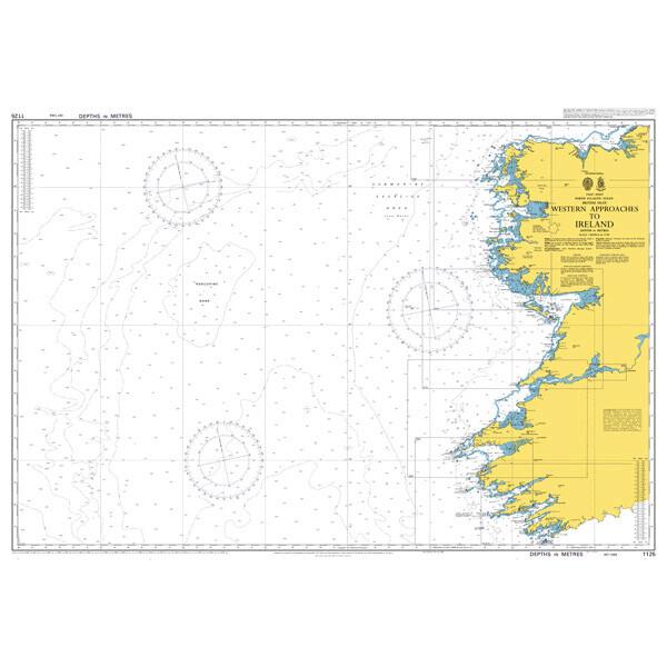 Western Approaches to Ireland. UKHO1125