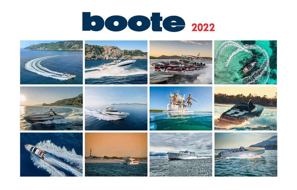 Boote 2022 (Kalender)