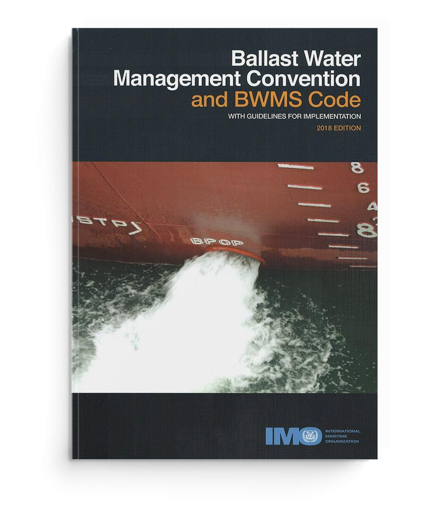 IMO Ballast Water Management Convention (IA621E) 2018