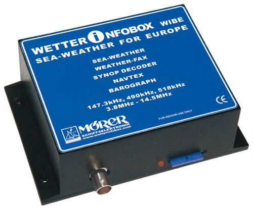 MÖRER Wetterinfobox - Europa (WIBE)