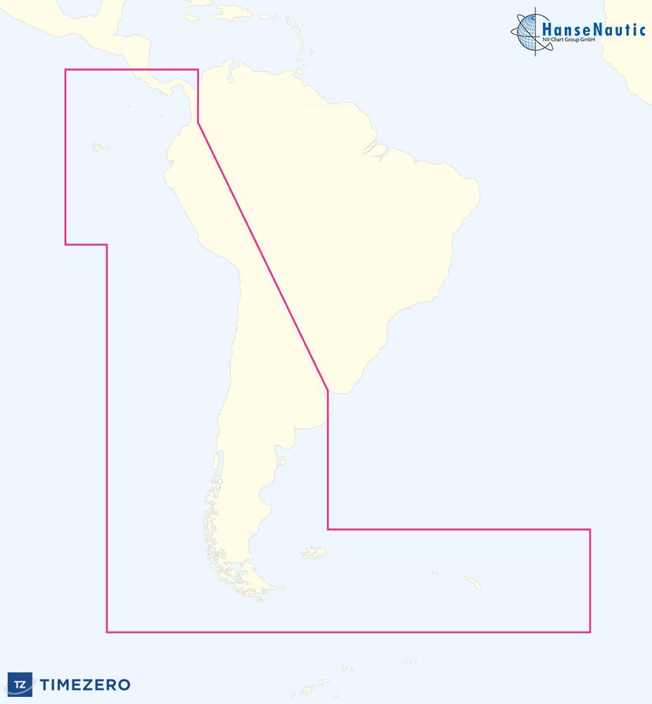 Mapmedia WVJSAM500MAP mm3d C-MAP by Jeppesen