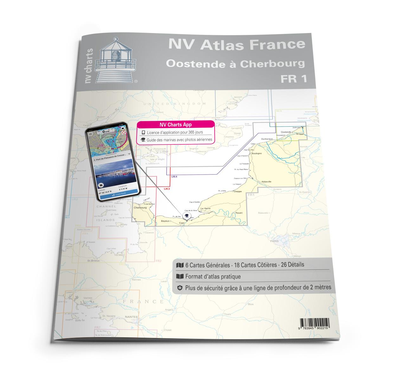 NV Atlas France - FR1 - Oostende à Cherbourg