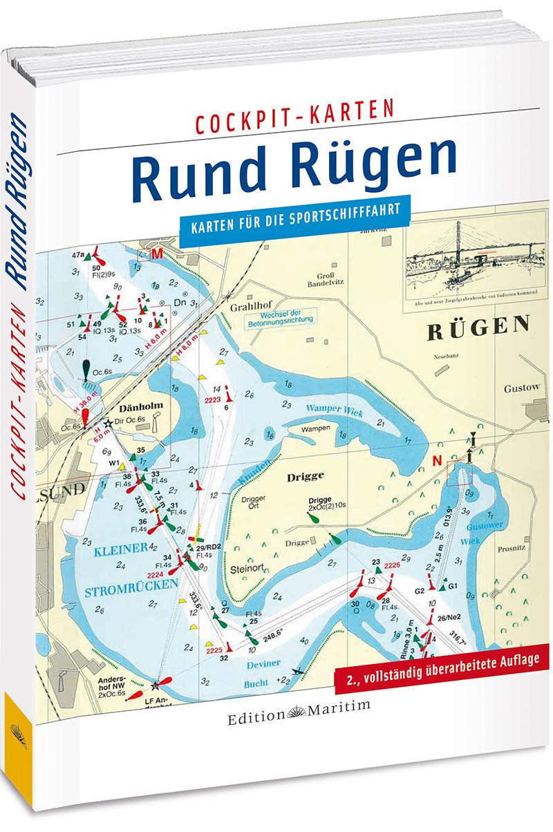 Rund Rügen - Cockpit-Karten