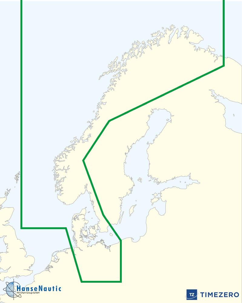Mapmedia WVJENM300MAP mm3d C-MAP by Jeppesen