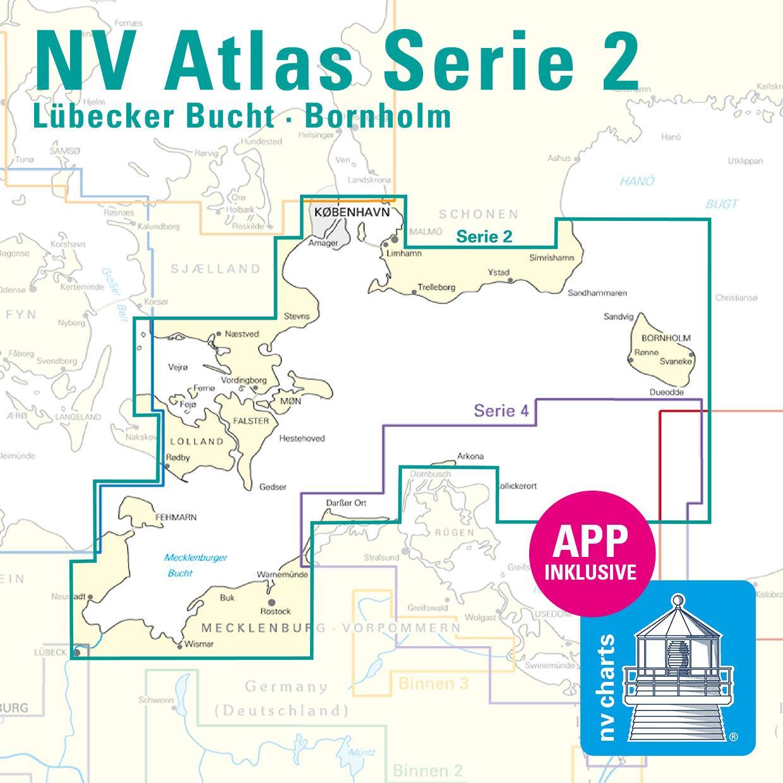 NV Serie 2 Plano Lübecker Bucht-Bornholm