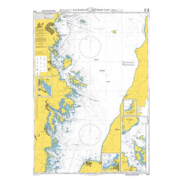 Kalmarsund - Northern Part. UKHO2844