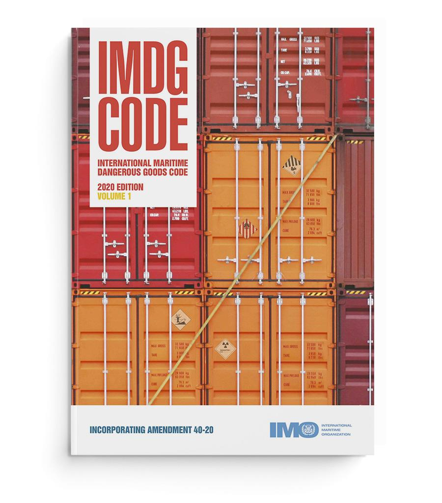 IMDG Code, 2020 Edition (IM200E)