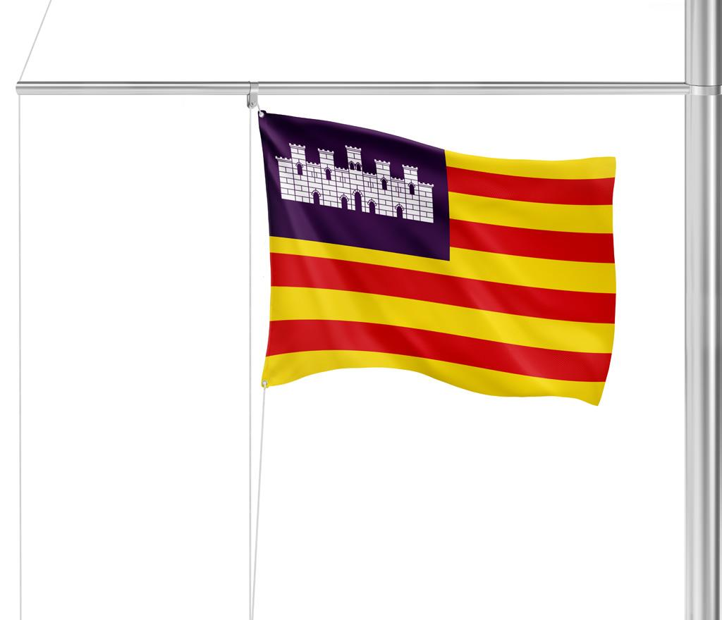Flagge Balearen