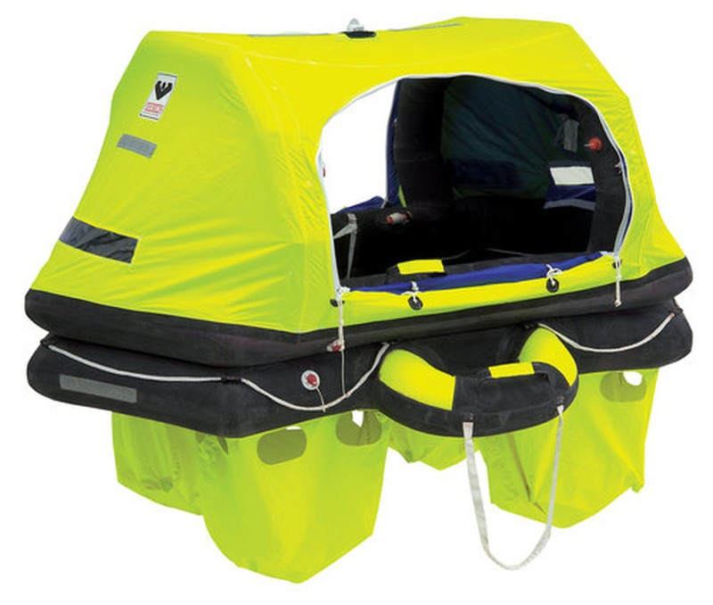 Viking Rettungsinsel RescYou Pro 8UKSL Packtasche