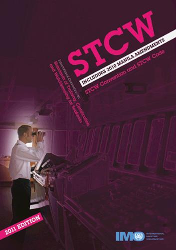 STCW including 2010 Manila Amendments, 2017 Edition (ID938E)
