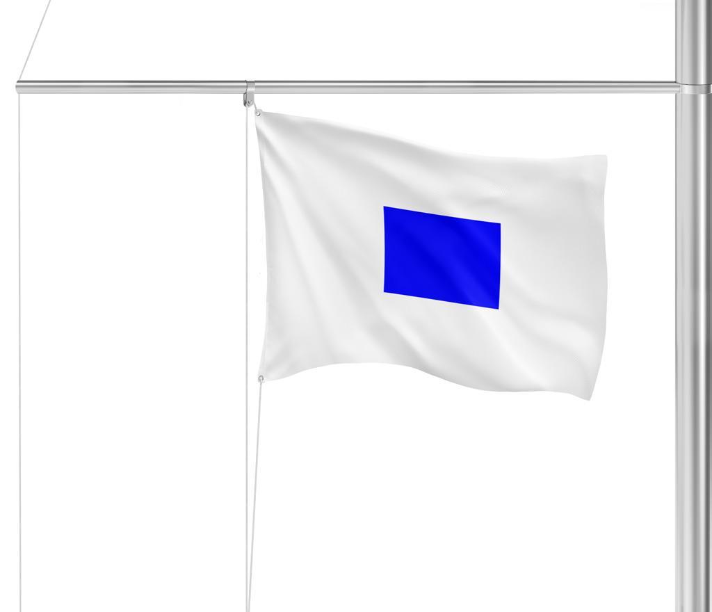 Signalflagge S 30X45
