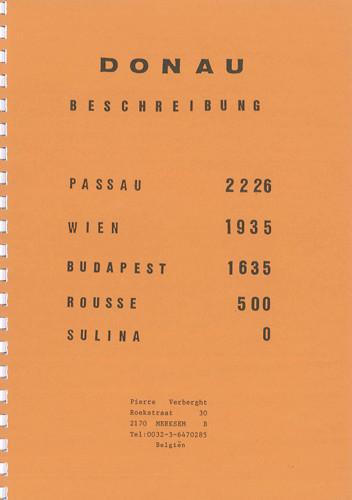 Donau - Beschreibung