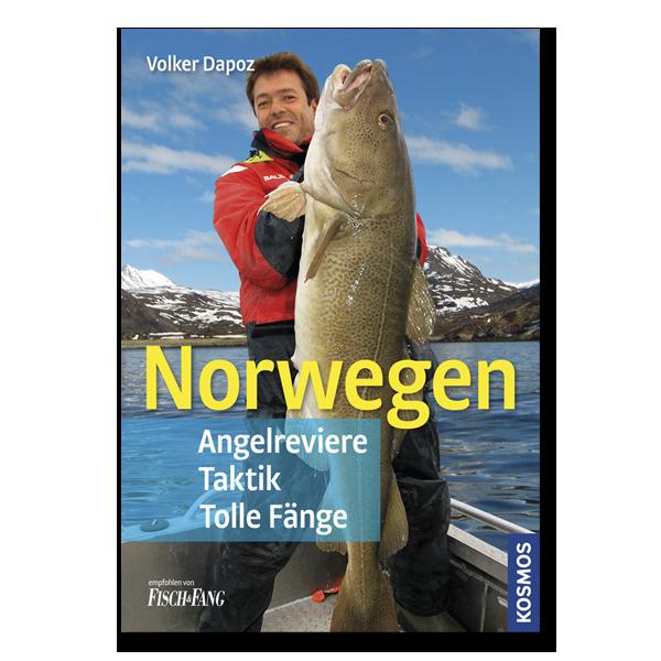 Norwegen - Angelreviere, Taktik, tolle Fänge