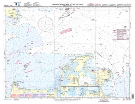 BSH 162 Gewässer zwischen Rügen und Møn