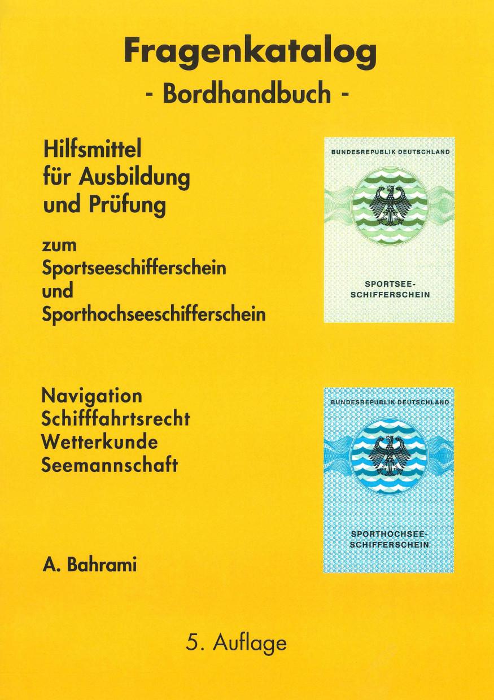 Fragenkatalog  - Bordhandbuch (SSS + SHS)