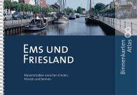 Binnenkarten Atlas 8 - Ems und Friesland