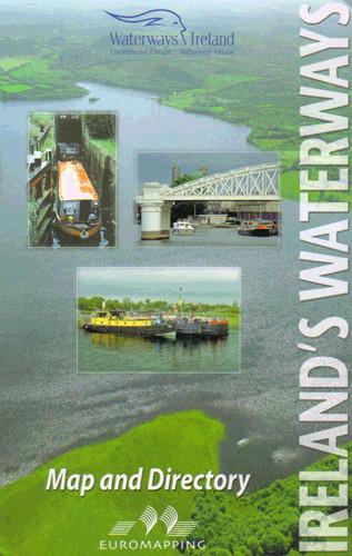 Ireland's Waterways Map